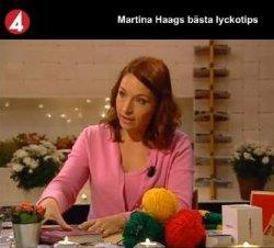 Martina Haag tipsar om oogachakka
